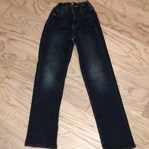 Old navy boys jeans karate slim fit